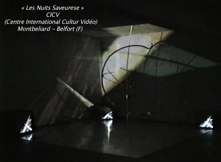 Les Nuits Saveurese-installazione Belfort